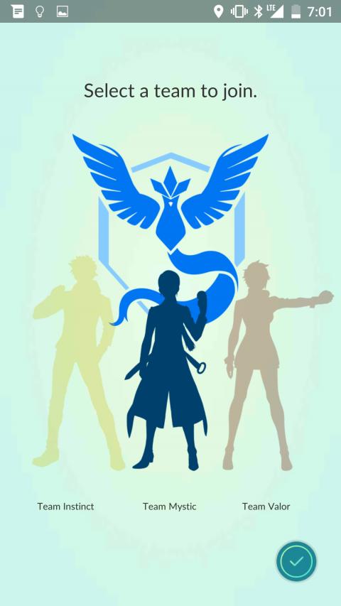 Les équipes (clans)