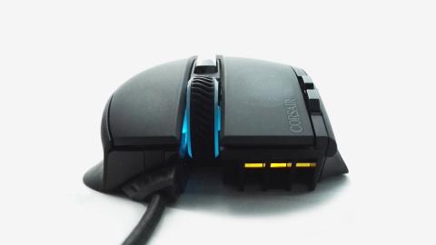 Test Corsair Sabre RGB 10 000 DPI : Une valeur sûre dans sa catégorie