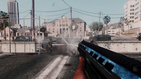 Redux, le mod qui sublime GTA V