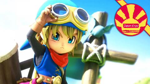 Japan Expo : Dragon Quest Builders : le RPG japonais rencontre Minecraft