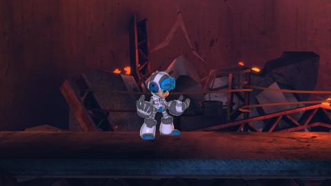 Mighty N°9 : Prenez Mega Man, retirez-en le génie, et voilà le résultat