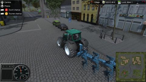Professional Farmer 2017 : la gadoue et le gadin sur PC