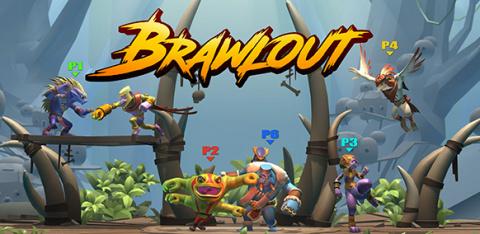 Brawlout sur PS4