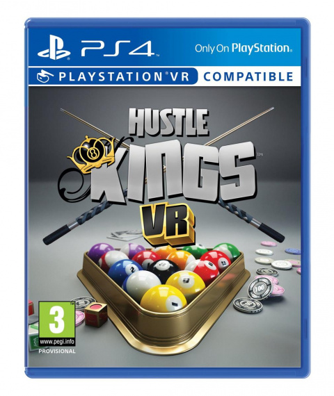 Hustle Kings sur PS4