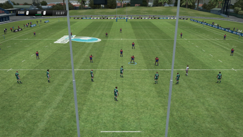 Jonah Lomu Rugby Challenge 3 : Une percussion sans conviction