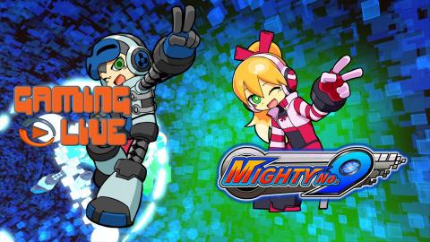 Mighty N°9 : Le remplaçant de Mega Man, c'est pas lui