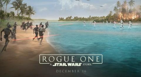 Star Wars : Battlefront - Rogue One : Scarif sur PC
