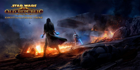 Star Wars : The Old Republic : Knights of the Eternal Throne sur PC