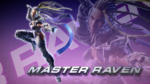 Jaquette de Tekken 7 : Une nouvelle combattante en vidéo