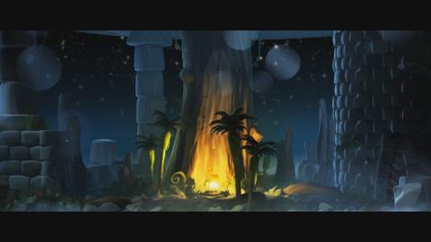 Fossil Echo : Une ascension onirique