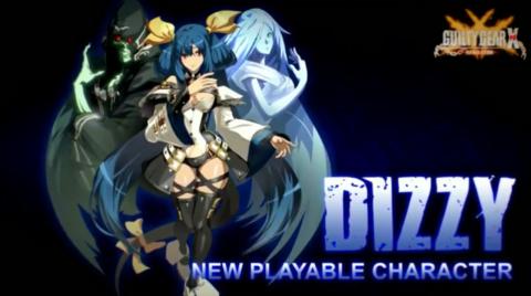 Jaquette de Guilty Gear Xrd Revelator : Dizzy fait son retour en DLC