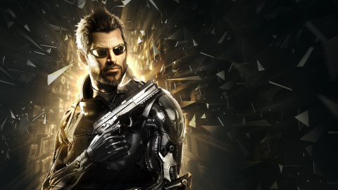 Jaquette de Deus Ex Mankind Divided, la suite logique