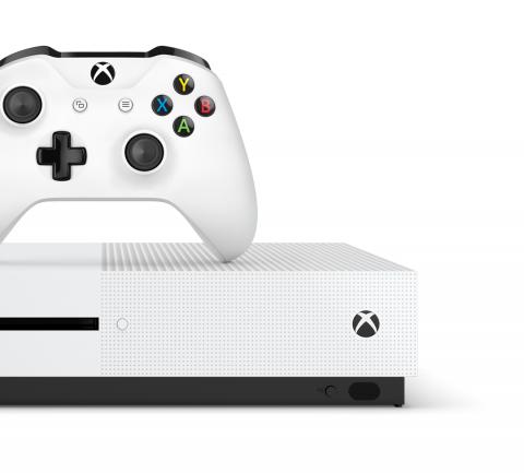 La Xbox One S disponible en France dès le 2 août