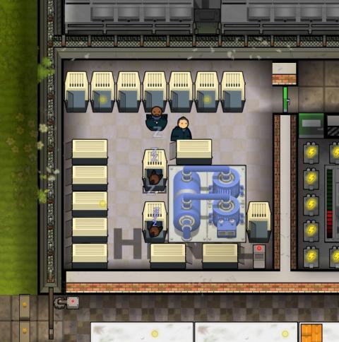 Paradox Interactive rachète la licence Prison Architect
