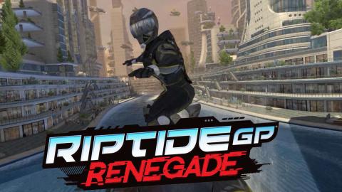 Riptide GP: Renegade sur PS4