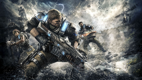 Gears of War 4 dévoile sa campagne avec 7 minutes de gameplay