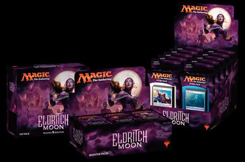 Magic Duels : Origins accueille l'extension Eldritch Moon