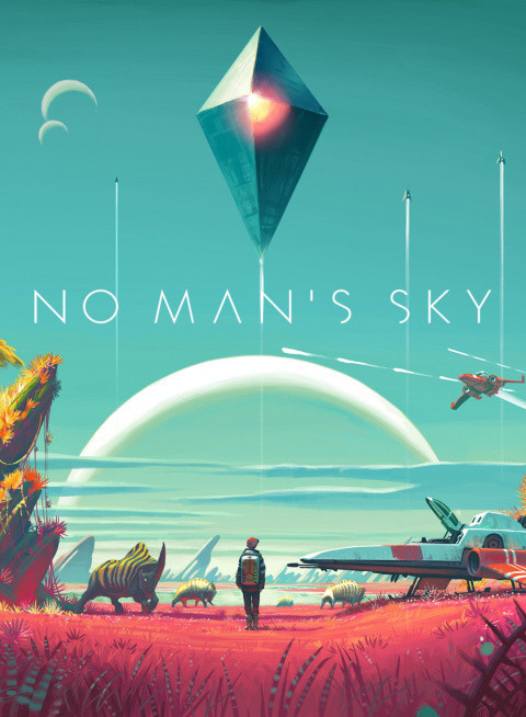 No Man's Sky sur PC
