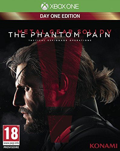 Metal Gear Solid V : The Phantom Pain sur ONE