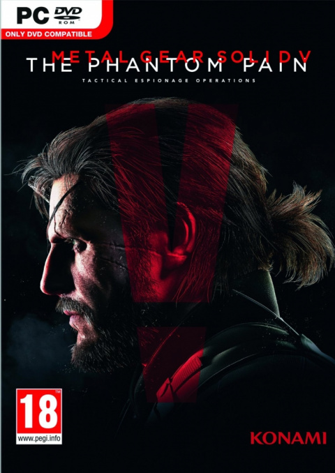 Metal Gear Solid V : The Phantom Pain sur PC