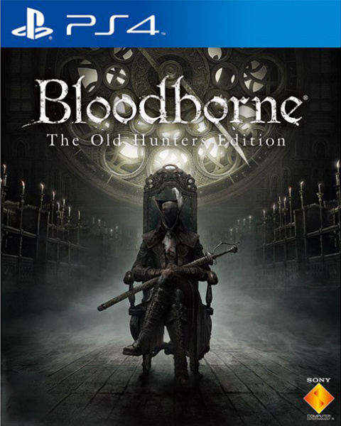 Bloodborne : The Old Hunters sur PS4