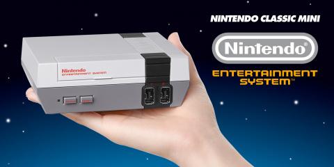 La nouvelle NES Classic Edition s'offre un trailer retro !