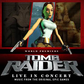 Tomb Raider : Un album, un concert et un documentaire