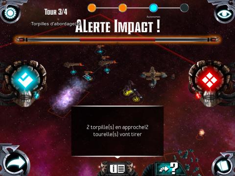 Battlefleet Gothic Leviathan : La guerre se gagnera dans l'espace