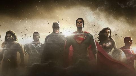 Jaquette de Justice League : Premier trailer pour l'équipe super-héroïque de DC Comics