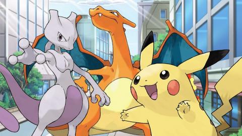 Jaquette de Pokémon GO ne s'arrêtera pas à la première génération