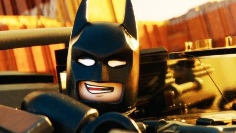 Jaquette de The Lego Batman Movie : Le Dark Knight casse des briques
