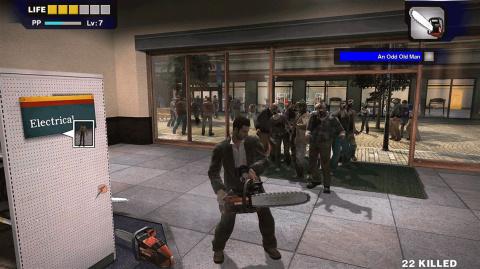 Dead Rising : Les remasters se montrent en images