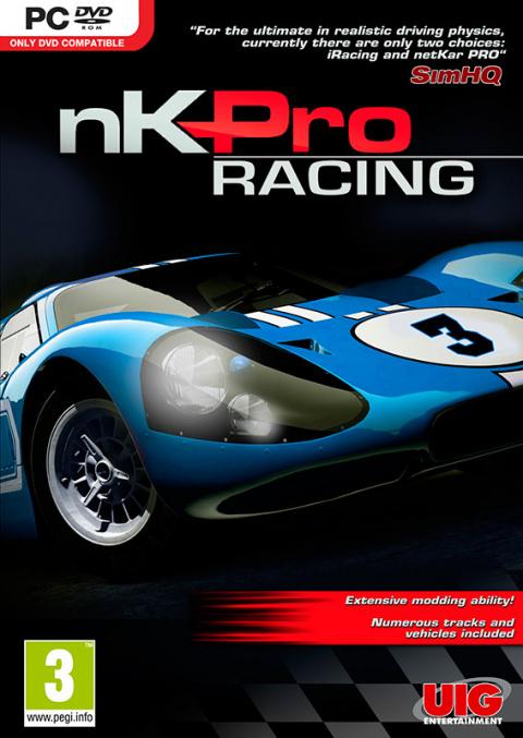 NK Pro Racing sur PC