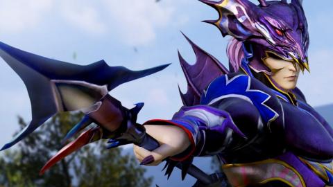 Jaquette de Dissidia : Final Fantasy - Cain, le nouveau héros