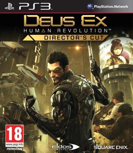 Deus Ex : Human Revolution Director's Cut sur PS3