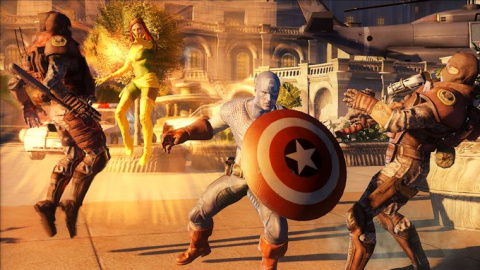 Jaquette de MARVEL: Ultimate Alliance 2 ressort cet été