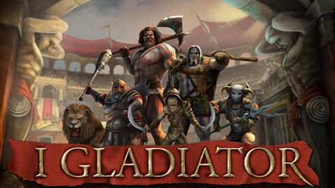I, Gladiator sur PC