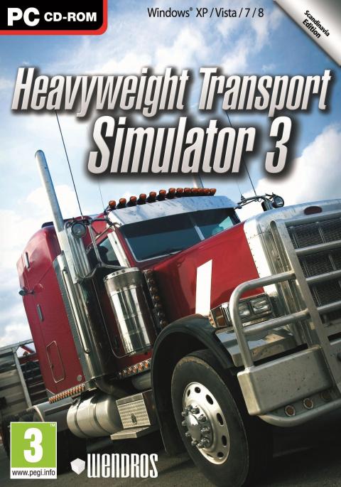 Heavy Weight Transport Simulator 3 sur PC