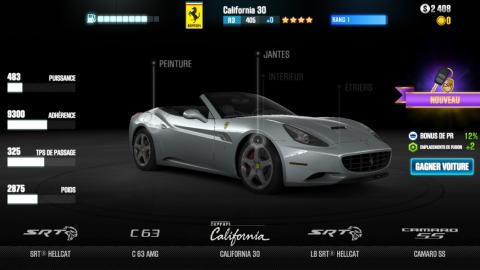 Meilleures voitures Tier 3 (entre 100 000 $ et 300 000