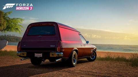 Forza Horizon 3 : 34 nouveaux véhicules dévoilés