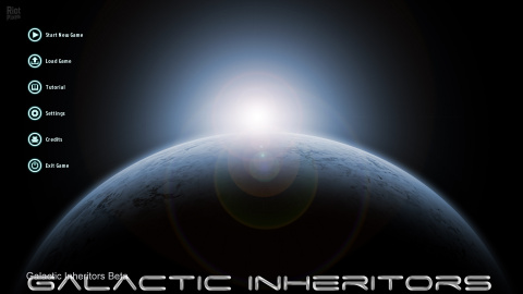 Galactic Inheritors sur PC