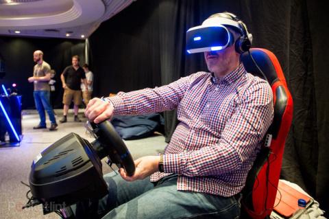 DRIVECLUB VR confirmé sur PS4