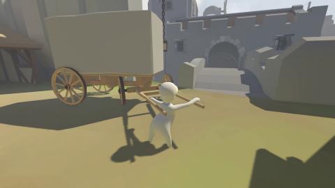 Human : Fall Flat - Le simulateur d'ingénieur alcoolisé