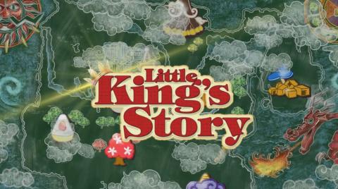 Jaquette de Little King's Story revient sur PC