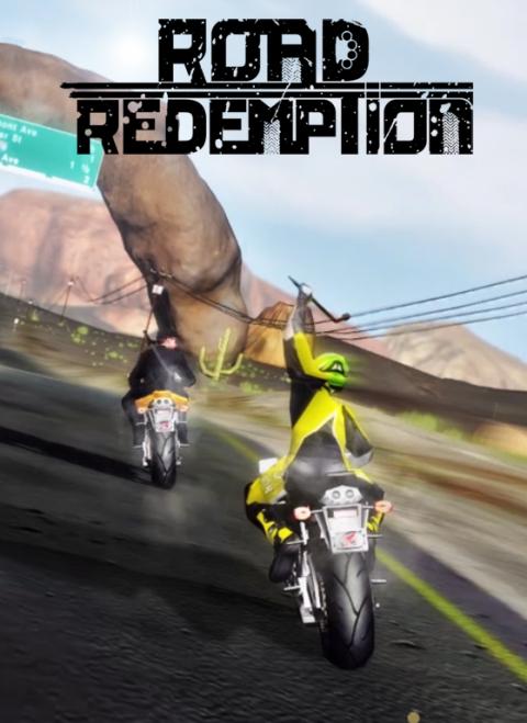 Road Redemption sur ONE