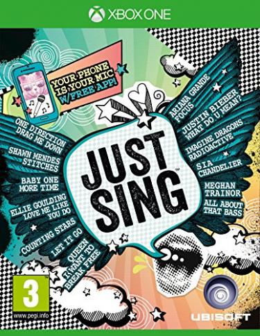 Just Sing sur ONE