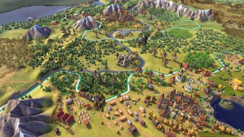 Jaquette de Civilization VI : Convaincu après trois heures de jeu ? sur PC