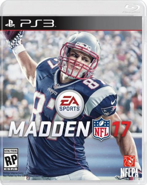 Madden NFL 17 sur PS3