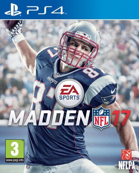 Madden NFL 17 sur PS4