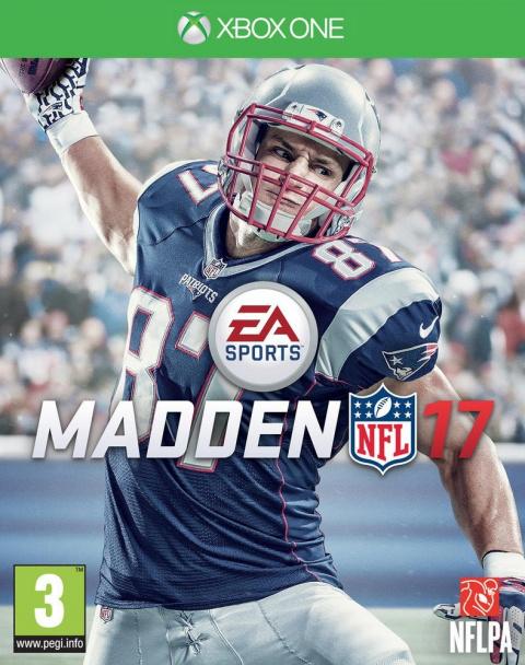 Madden NFL 17 sur ONE